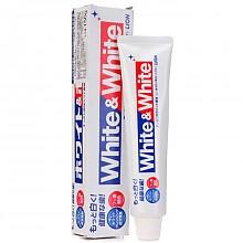 Lion 狮王 White&white 美白 牙膏 150g*2