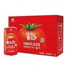 统一 番茄汁 180ml*24罐