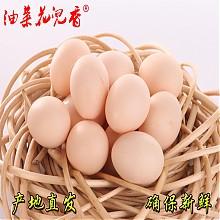 油菜花儿香 土鸡蛋 30枚
