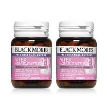 BLACKMORES 澳佳宝 天然圣洁莓 40粒*2瓶