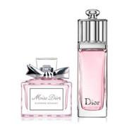 移动端:Dior迪奥 花漾甜心&魅惑清新  Q版5ml*2瓶加送3.75mlOPI甲油