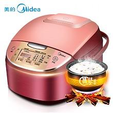 移动端:美的(Midea)MB-WRS4001B 智能电饭煲