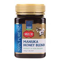 蜜纽康(Manuka Health)  MGO30 麦卢卡混合蜂蜜455g