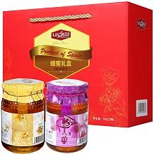 Laorza 拉欧莎 蜂蜜礼盒(百花 橙花)500g*2