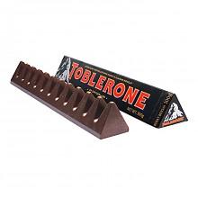 TOBLERONE 瑞士三角 黑巧克力含蜂蜜及巴旦木糖 100g
