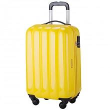 拼单好价:LATIT PC旅行行李箱 拉杆箱 20英寸 万向轮 亮黄色