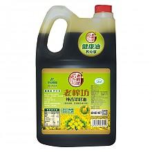 老榨坊四川风味菜籽油 4.2L