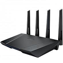 再特价:ASUS 华硕 RT-AC87U 智能双频无线路由器