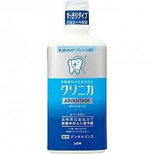 狮王 CLINICA优致防蛀漱口水 清爽型 450ml