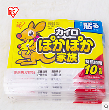 IRIS 爱丽思 日本袋鼠大号40片暖宝宝贴 20片暖足贴