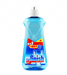 必囤年货:finish 亮碟 洗碗机专用漂洗剂 500ml*7件