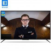 暴风TV 55英寸4K超清智能液晶电视机