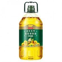 金龙鱼茶籽香型食用调和油