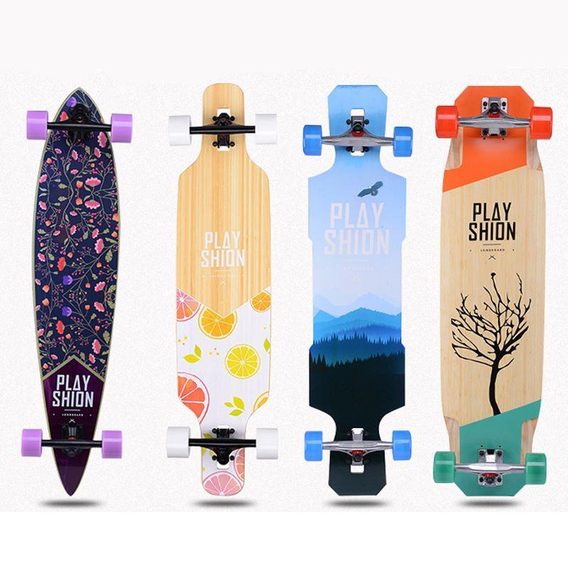 【佩尚】公路四轮长板滑板