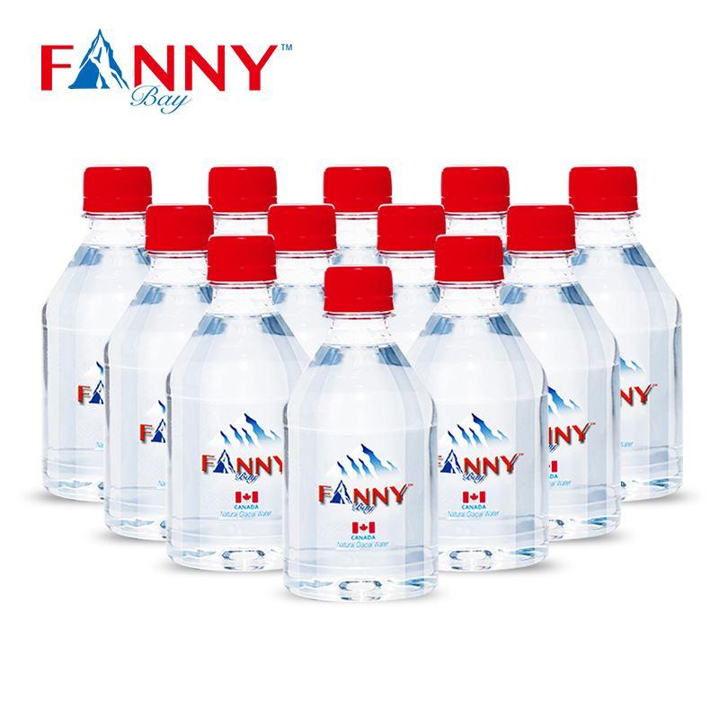 双12:芬尼湾天然矿泉水350ML*12瓶