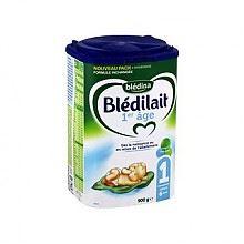 贝乐蒂 婴幼儿奶粉 标准型 1段 900g