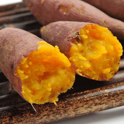 原味邦新鲜黄瓤迷你小红薯5斤
