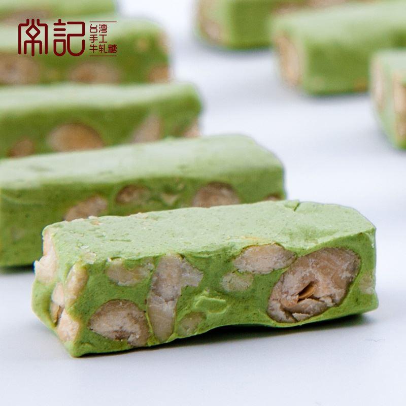 常小妞 台湾抹茶牛扎糖150g*2