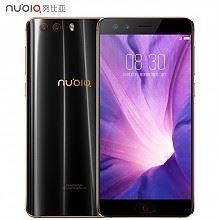 22点:努比亚Z17miniS无边框智能手机
