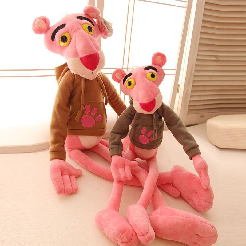 正版粉红豹公仔玩具