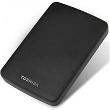 TOSHIBA东芝 新小黑A2系列 1TB 2.5英寸 USB3.0 移动硬盘