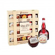 迪克多木盒酒芯巧克力250g