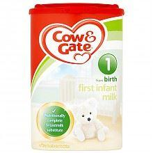 英国牛栏 婴幼儿配方奶粉 1段 900g