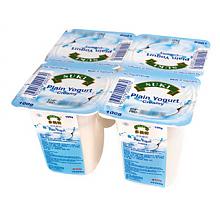 限地区:SUKI 多美鲜 原味酸奶 100g*24盒