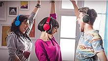 SONY索尼 MDR-XB650BT 超重低音 蓝牙无线立体声耳机