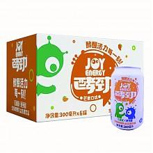 酵劲 生物发酵乳益生菌饮品(芒果味)300ml*6罐(六连包)