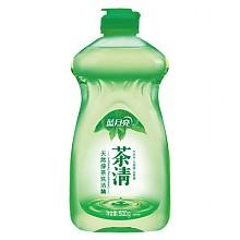 蓝月亮 茶清天然绿茶洗洁精500g*2