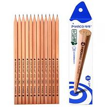 马可 三角2B铅笔 12支*2盒 赠卷笔刀