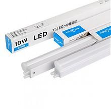 白菜家居# 美的照明 T5支架0.8米LED灯管一体化