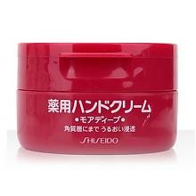 SHISEIDO 资生堂 美润护手霜 4件组合(100g*2罐 30g*2支)