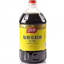 仙餐牌 非转基因醇菜籽油 5L