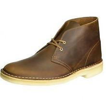 限42码、限中亚Prime会员:Clarks Originals Desert Boot 男款沙漠靴