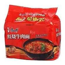 限地区:康师傅 红烧牛肉面 100g*5包*2件