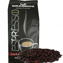 限华中!GRANDOS 格兰特 意式特浓咖啡豆 250g 31.6元(81.6元,双重优惠)