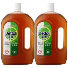 Dettol 滴露 消毒液 1.5升*2两瓶