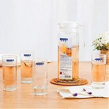 乐美雅 玻璃杯水具套装