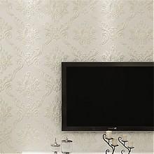 北台 欧式3D立体电视背景墙壁纸 0.53*9.5m