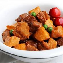 限地区:福成 鲜到家 鸡鸭鱼肉 酱爆三鲜 半成品菜 350g