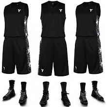 TB&W 篮球服定制套装