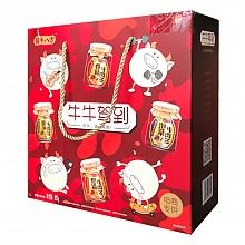 吉香居牛肉多香菇拌饭面酱礼包4瓶