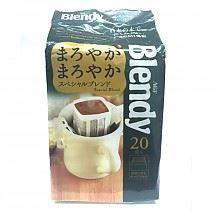 AGF Blendy滴滤式咖啡7g*20袋*2件