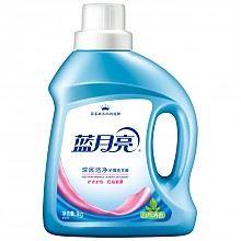 蓝月亮深层洁净洗衣液(自然清香)1kg/瓶*5