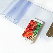 透明塑料门帘60*60cm