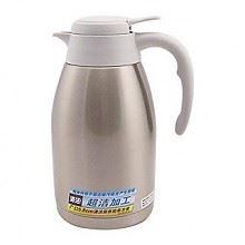 虎牌不锈钢便携式热水瓶1.6L