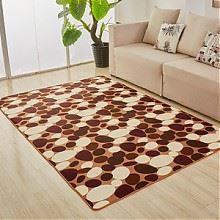 简约现代加厚防滑地毯