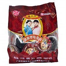潘高寿龟苓膏红豆味41g*24袋装